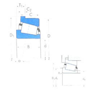 Bearing 898/892B Timken