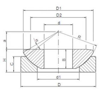 Bearing GW 045 ISO