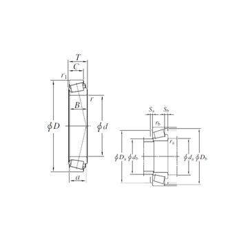 HM231149/HM231110 KOYO Tapered Boller Bearings #5 image